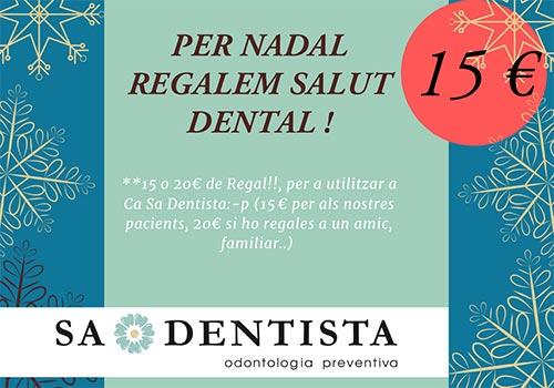 Bono sa dentista