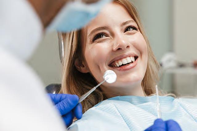 Primera visita dentista